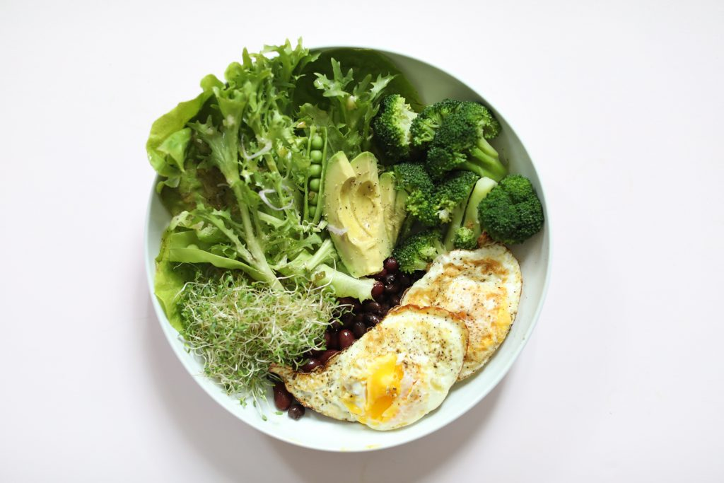 Foundational Five Eggs, Beans, and Greens Nourish Meal