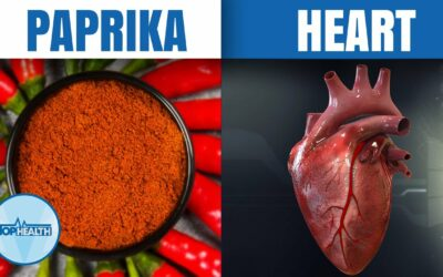 What Happens to your Heart and Body When You Eat Paprika Powder