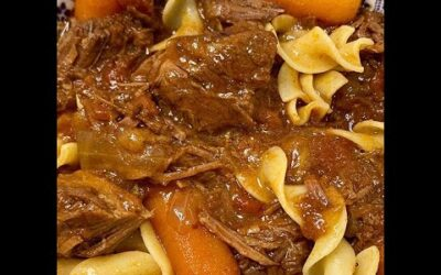 The Very Best Instant Pot Hungarian Goulash!!  + an interesting message from  Alexa.  :-)